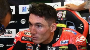 """MotoGP: Aleix Espargarò: """"Ho visto un Andrea Iannone completamente diverso a Misano"""""""