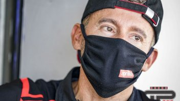 """MotoGP: Biaggi: """"I can understand Rossi: a champion is a target for young riders"""""""