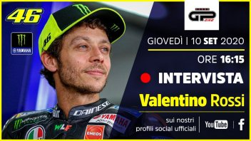MotoGP: EXCLUSIVE - Video interview with Valentino Rossi