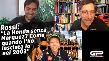 """MotoGP: Rossi: """"Honda without Marquez is like when I left it in 2003"""""""