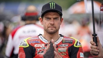"""MotoGP: Crutchlow: """"I hope I can race. I've had problems after the surgery."""""""