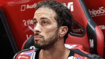 """MotoGP: Dovizioso: """"Quanto sono preoccupato? Sensazioni in sella pessime"""""""