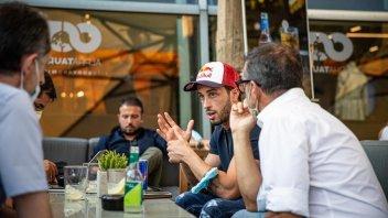 """MotoGP: Dovizioso: """"Ho molte offerte per il 2021: andrò dove posso vincere"""""""