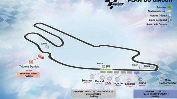 MotoGP: Gran Premio di Francia: Le Mans apre a 5.000 spettatori