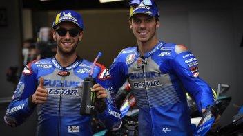 """MotoGP: Mir: """"Mi sento parte della storia Suzuki. Ma di Schwantz ce n'è uno solo"""""""