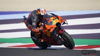 MotoGP: Test Misano: Pol Espargarò il più veloce della mattina davanti a Mir