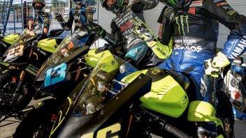 MotoGP: Valentino Rossi, in attesa dell'annuncio (quale?) si allena a Pomposa
