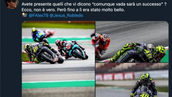 """MotoGP: Rossi after Barcelona: """"Whatever happens, it will be a success… It's not true"""""""