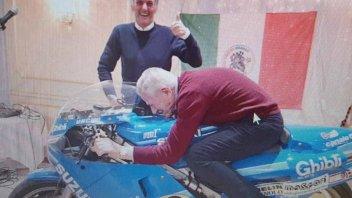 MotoGP: Franco Uncini & Mario Ciamberlini: i bravi ragazzi dell''82