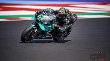 MotoGP: Morbidelli vince, Bagnaia incanta. Mir frega il podio a Rossi a Misano