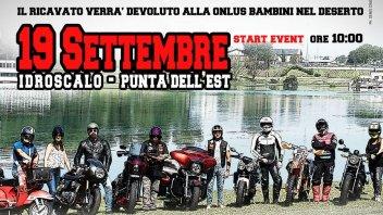 News: Ciapa La Moto - Sabato 19 Settembre ore 10.00 - Ruote Senza Frontiere
