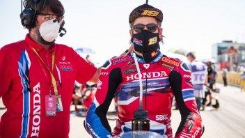 "SBK: Bautista: ""Aragon didn't demonstrate the great work Honda did."""