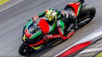 MotoGP: Biaggi: A Sepang per mettermi alla prova dopo l'incidente, è superata