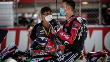 SBK: Ponsson e Aprilia si separano: avventura finita in Superbike