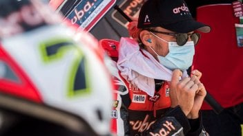 """SBK: Davies: """"It was frustrating. I can't find an explanation for this Aragon."""""""