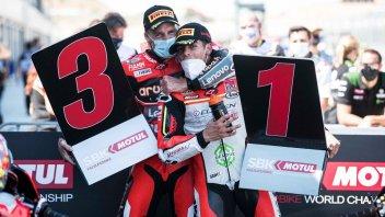 SBK: Davies-Rinaldi: nessuna fumata bianca Ducati a Barcellona