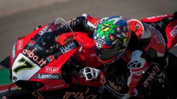 """SBK: Davies: """"Rinaldi va forte con la Ducati anche senza chiedere consigli"""""""