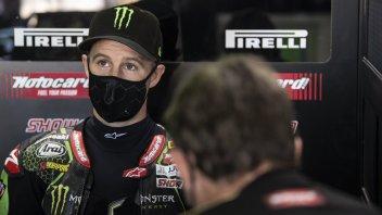 """SBK: Rea:""""Rinaldi merita la Ducati ufficiale, oggi ho lottato con il cuore"""""""