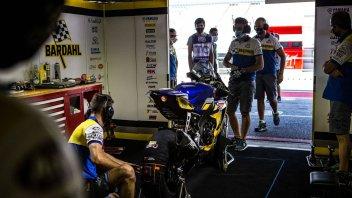 SBK: Locatelli: nessun trucco! I motori della sua Yamaha regolari