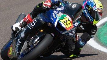 SBK: Luca Bernardi vince e convince nel CIV e punta alla moto di Locatelli