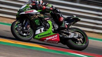 SBK: Rinaldi e Ducati non bastano per fermare Rea ad Aragon. 3 Redding
