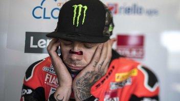 """SBK: Redding: """"Frustrante vedere Rinaldi vincere con la mia stessa moto"""""""