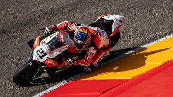 SBK: FP2: Rinaldi oscura Davies e Redding ad Aragon, 2° Rea