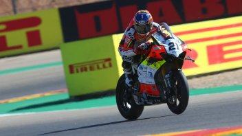 SBK: Rinaldi trionfa ad Aragon davanti a Rea e prenota la Ducati ufficiale