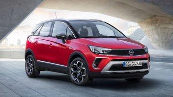Auto - News: Opel Crossland my 2021: addio X e nuovo look per il SUV tedesco