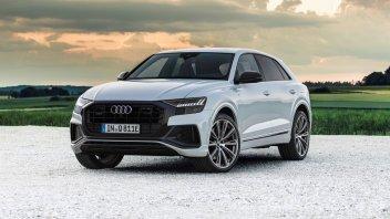 Auto - News: Audi Q8 TFSI e quattro: il SUV ammiraglio offre 462 CV ed è plug-in