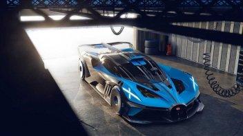 Auto - News: Bugatti Bolide: l'hypercar dei record - caratteristiche e foto