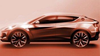 Auto - News: Lotus Lambda: arrivo imminente per il nuovo SUV sportivo