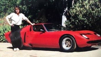 Auto - News: Eddie van Halen: omaggio al chitarrista, appassionato di motori