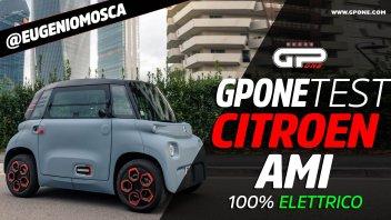 Auto - Test: Prova video Citroen AMI 100% Electric: AMIca cittadina