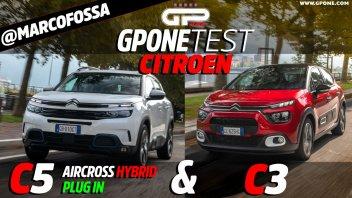 Auto - Test: Prova Citroen C3 e C5 Aircross Hybrid Plug-in: caratteristiche e prezzi