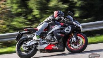 Moto - News: Aprilia RS660: ecco il sound della versione Trofeo