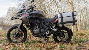 Moto - News: Mercato moto: settembre + 30%, Benelli TRK 502 la più venduta del 2020!