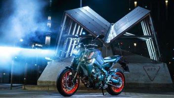Moto - News: Yamaha MT-09 2021: totalmente rivista la naked di Iwata - caratteristiche e foto