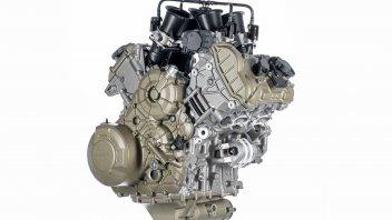Moto - News: Ducati V4 Granturismo: the engine for the next generation of the Multistrada