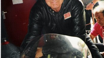 Moto - News: Addio a Gianni Perrone, ex pilota, enciclopedia vivente delle moto