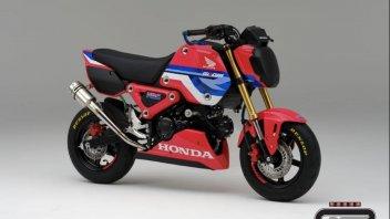 "Moto - News: Honda lancia il nuovo ""GROM Race Base Model"""