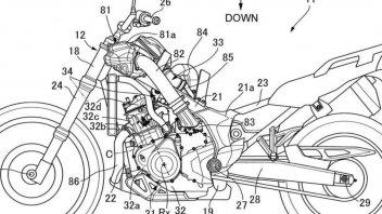 "Moto - News: Honda: una Africa Twin sovralimentata per battere ""GS"" e Multistrada V4?"