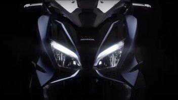 Moto - News: Honda Forza 750: pochi giorni al lancio del nuovo maxi-scooter