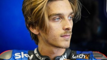 Moto2: BREAKING NEWS - No fracture for Marini, will try to ride tomorrow