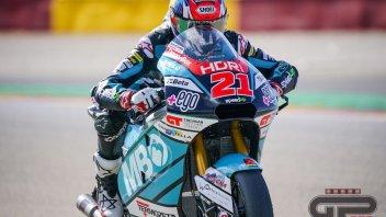 Moto2: FP3: Un Di Giannantonio da record comanda ad Aragon