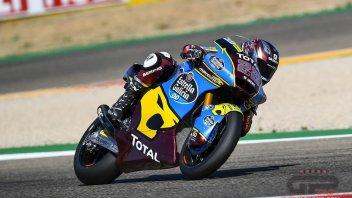 Moto2: Teruel, FP3: Lowes non fa prigionieri, Marini solo 17° va in Q1