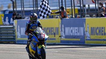 Moto2: Aragon: Lowes imprendibile nelle FP2 del GP di Teruel. 24° Marini
