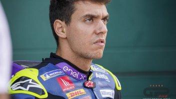 Moto2: Canet non correrà ad Aragon, al suo posto Xavi Cardelus