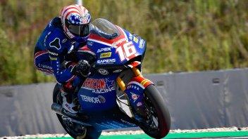 Moto2: Joe Roberts, a Stars and Stripes pole at Le Mans, 6th Marini