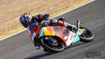 Moto3: FP3: A Le Mans splende il sole, Fernandez rovina la festa italiana